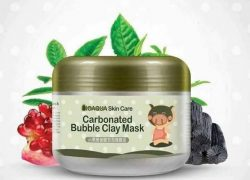 Carbonated Bubble Clay Mask